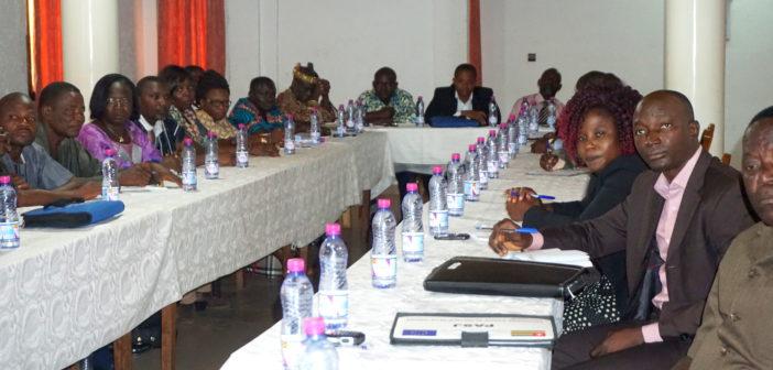 ITIE-Togo : Formation des collectivités locales et OSC de la Région Maritime